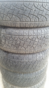 """20"""" tires P275/55R20 Ford F150 Dodge Ram 1500"""