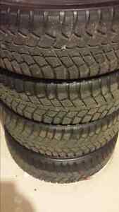 Snow tires for Toyota Sienna
