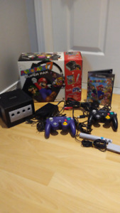 Game cube MARIO PARTY 7 SUPER PAK