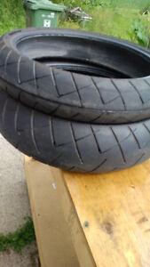 """Bridgestone Battleaxe Sport tires 17"""""""