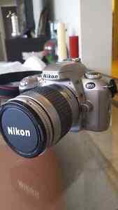 Nikon F55 Film Camera 28-80mm + Nikkor zoom lens