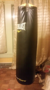 100 lb punching bag In great condition