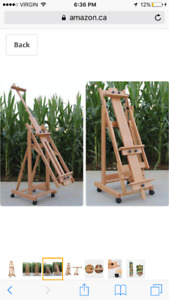professional artist easel ..... easel painting stand