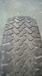 225/60R16 two winter tires