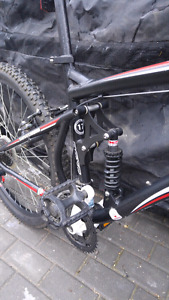 Dual suspension mtb like new!
