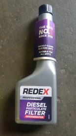 redex diesel particulate filter cleaner instructions