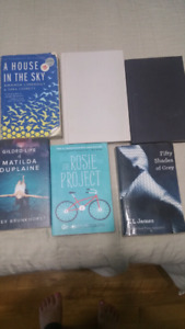 Books for sale - best offer