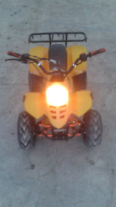 100cc mini quad
