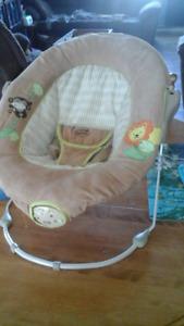 Bouncy chair