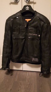 Motorcycle leather jacket (Men's small Icon)
