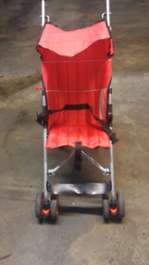 Stroller for sale . Barely used,   $17.00