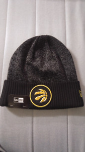 Brand New Raptors New Era Winter Hat