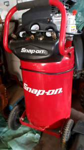 Never used Snap-on air compressor