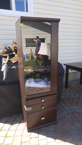 Display cabinet $125 - Pick up before 3