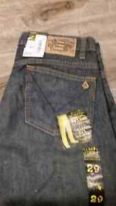 Brand new Volcom jeans (with tags)
