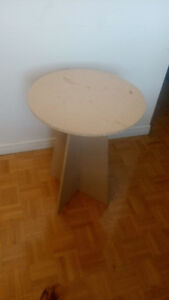 Wooden display table / stand