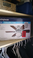 Looking for someone who knows how to put up a ceiling fan, in th