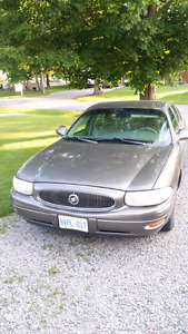 2000 Buick LeSabre Leather fully loaded.