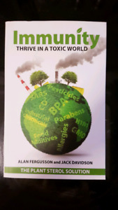 Book: IMMUNITY - Thrive In A Toxic World