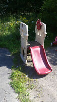 Little Tikes slide for sale
