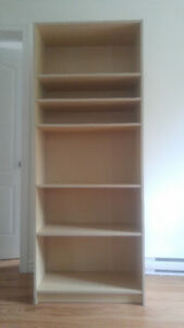 Bibliotheque / library / bookcase