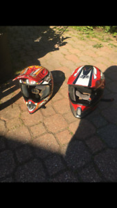 Kids mx/atv helmets