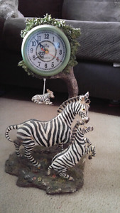 Multiple zebra things