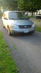2007 Ford Free Star