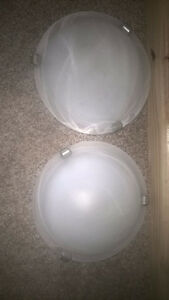 "10"" Flush Mount Ceiling Lights"