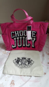 Juicy couture original diaper bag for sale