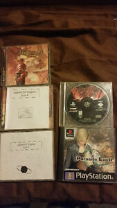 Selling a Bundle of 3 PS1 Games!