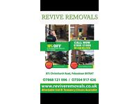 Home and office removals services and we also offer waste and house Clearence and tenancy cleans