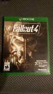 Fallout 4 sell or trade + cash