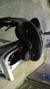 "18"" Supra Aussie Stock Saddle London Ontario image 2"