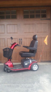 mint condition Victory Twin mobility scooter