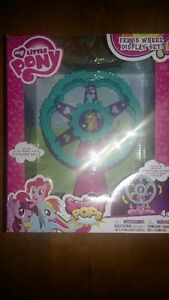 My Little Pony MLP Squishy Pops Ferris Wheel Display Set