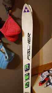Fischer skiis