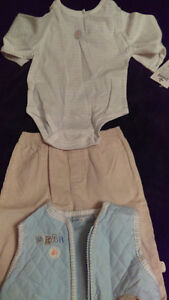 BNWT 3 piece outfit size 3-6 months