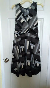 Sleeveless  Dress  Size X large