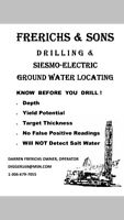 We Find Water Before You Drill.