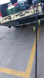 Trolling Mast and Walleye Planner  Boards