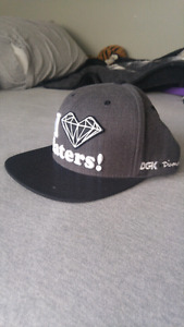 NEVER WORN! I <3 Haters snapback!