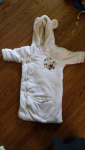0-3m winter snow suit