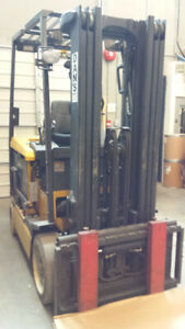 Yale Electric Forklift & Charger