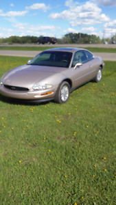 1999 Buick Rivira Coupe , Beige.  , 148,000 kms , $3,500.00