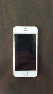 iPhone 5s 16GB - mint condition