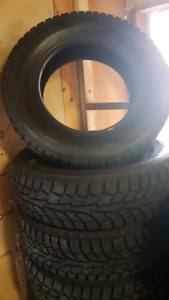 Hankook winter i-pike rs 205/70r15