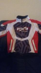 Fxr racing jacket