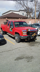 1998 6.5 DIESEL 4X4 3 IN 1 WORK HORSE SAFTIED AND ETESTED