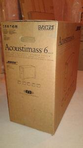 Bose Acoustimass 6 Series III Black 5.1 Surround Speakers